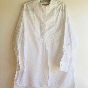 COS Cotton Tunic Shirt